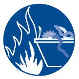 Hallenräumung und Brandschadensanierung